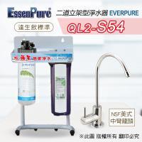 美國原廠 EVERPURE QL2-S54 二道淨水器
