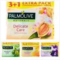 荷蘭Palmolive棕欖潤膚香皂4款選擇(90g*4/組)*18/箱購
