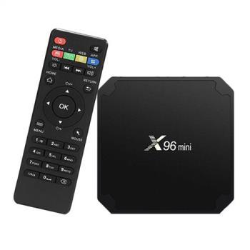 IS-TV96 4K UHD高畫質安卓智慧電視盒