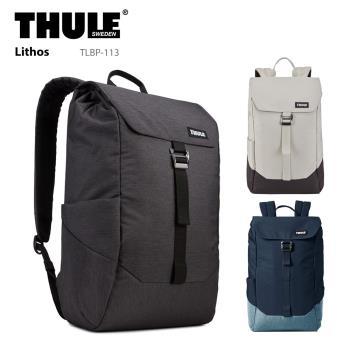 【THULE】Lithos  16L 15吋電腦後背包TLBP-113-多色可選 電腦包/後背包/筆電包/運動休閒包