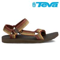 TEVA Original Universal 男休閒涼鞋 咖啡綠 設計師聯名款 TV1004006AHRV