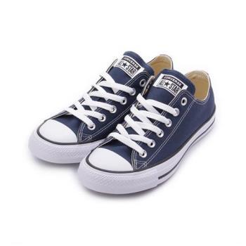 CONVERSE CHUCK TAYLOR ALL STAR 低筒帆布鞋 海軍藍 M9697C 女鞋 鞋全家福