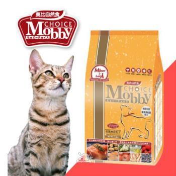 Mobby 莫比  愛貓無穀配方 鱒魚馬鈴薯 貓飼料 1.5kg*1包