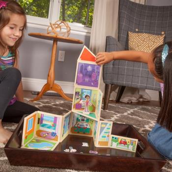 美國 BuildImagine 百變娃娃屋-豪華別墅