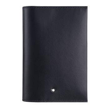MONTBLANC 萬寶龍夜航系列防盜RFID護照夾 118284