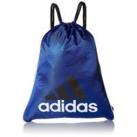 Adidas 2018時尚Burst大學藍色前後雙用抽繩後背包