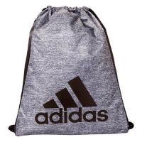 Adidas 2018時尚Burst灰黑色前後雙用抽繩後背包