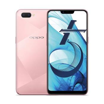 OPPO AX5 (3GB/64GB)6.2吋八核4G LTE大電量雙鏡頭AI美顏機-粉鑽