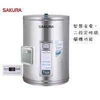 櫻花牌 EH1200ATS4/6 12加侖儲熱式電熱水器