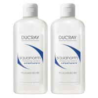 DUCRAY護蕾 舒緩抗屑洗髮精(2入特惠組)(贈 護蕾精美旅行品*3)