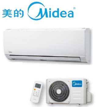 Midea美的冷氣 2-3坪 變頻冷專型一對一分離式冷氣 MVC-D22CA/MVS-D22CA