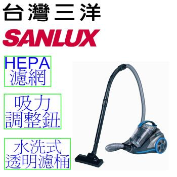 SANLUX台灣三洋 吸塵器 SC-202