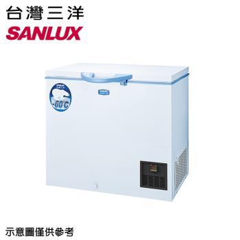 SANLUX三洋170公升超低溫-60°C冷凍櫃TFS-170G