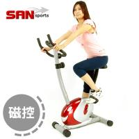 SAN SPORTS 小鯨魚磁控健身車
