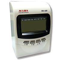 MARS TR-100 【變色螢幕】微電腦打卡鐘 同 Vertex款
