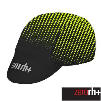 ZeroRH+ 義大利 Matrix Cycling Cap 單車小帽(螢光黃) SSCX164_917