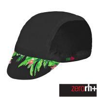 ZeroRH+ 義大利 Fashion Cycling Cap 單車小帽(黑/綠) SSCX164_900