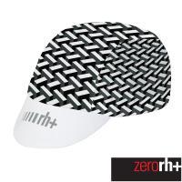 ZeroRH+ 義大利 Fashion Cycling Cap 單車小帽(白/黑) SSCX164_009