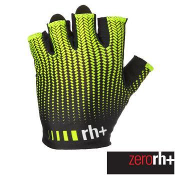 ZeroRH+ 義大利 Matrix 自行車手套(黑/螢光黃) ECX9102_917