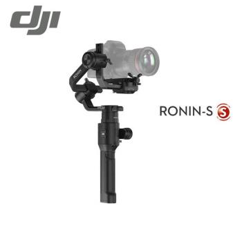 """贈創見64GB DJI """"如影S"""" Ronin S 專業手持雲台-適用數位單眼相機(公司貨)"""