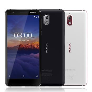 Nokia 3.1 (2G/16G)八核心5.2吋全螢幕智慧機