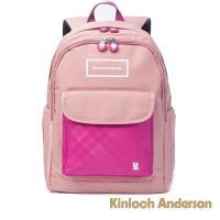 【金安德森】PLAY 大容量後背包-粉色