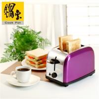 鍋寶 不鏽鋼烤吐司麵包機 OV-580-D