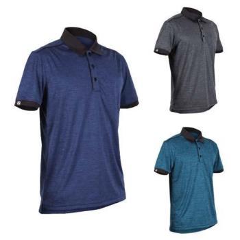 FIRESTAR 男短袖高爾夫球衫-POLO衫 高爾夫球 慢跑