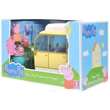 Peppa Pig粉紅豬小妹 - 超大露營車