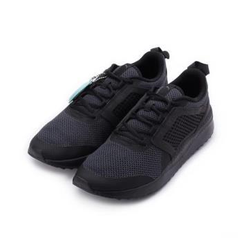 PUMA PACER NEXT NET 休閒運動鞋 全黑 366935-01 男鞋 鞋全家福