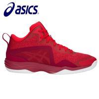 【asics 亞瑟士】LYTE NOVA 男 專業籃球鞋 紅 1061A002-600