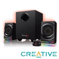 CREATIVE Sound BlasterX Kratos S5 2.1聲道電競喇叭