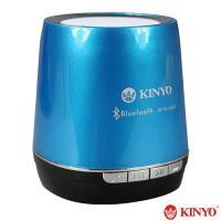 《KINYO》藍芽讀卡音箱喇叭BTS-682