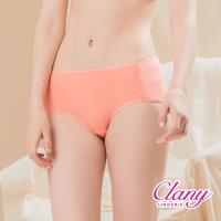可蘭霓Clany 天絲棉竹纖維透氣M-XL內褲 (甜橙美人 5922-42)