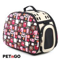 PETnGO 輕巧摺疊寵物提包-普普風
