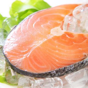 華得水產 松板鮭魚片9件組(200g/片)