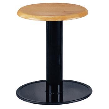 傢俱屋 奇羅低吧台椅 木 固定