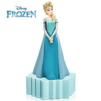 Disney Elsa 冰雪奇緣 艾莎 3D公仔 沐浴泡泡浴 300ml
