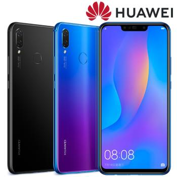 HUAWEI NOVA 3i 4G/128G 6.3吋AI智慧四攝鏡頭智慧機 LTE