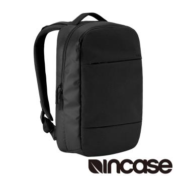 【Incase】City Compact Backpack 15吋 城市輕巧筆電後背包(黑)