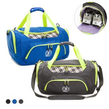 【金安德森】跳躍時空 機能收納手提大款旅行袋(3款任選均一價)