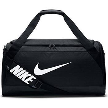 Nike 2018時尚巴西利亞黑色中行李袋