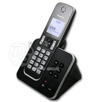 Panasonic國際牌  DECT數位答錄無線電話 KX-TGD320