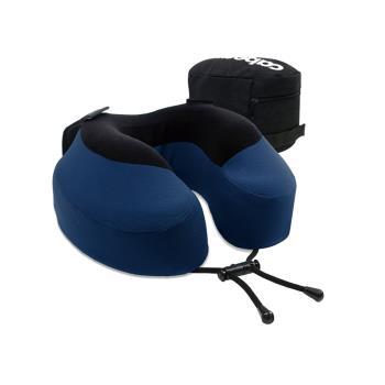 CABEAU旅行用記憶頸枕S3-醇藍
