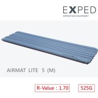 [ 瑞士EXPED ] AIRMAT LITE 5 (M)空氣吹氣式睡墊