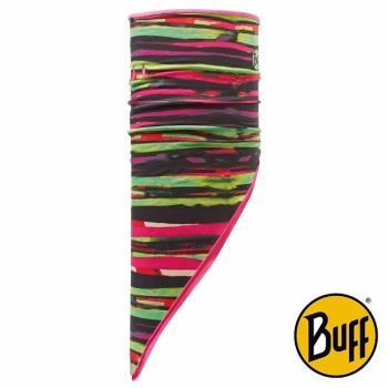 BUFF 橫紋美學 POLAR保暖斜三角巾