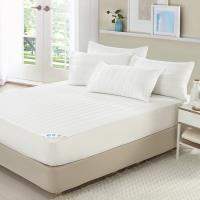 CERES 席瑞絲 床包式保潔墊 防潑水藥劑處理 北歐風純白