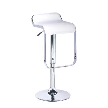 傢俱屋 喬美特吧台椅 白皮 咖啡皮 黑皮 紅皮 黑皮 白線