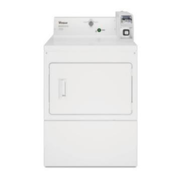 【Whirlpool惠而浦】12KG商用投幣式電能型乾衣機 CEM2765FQ