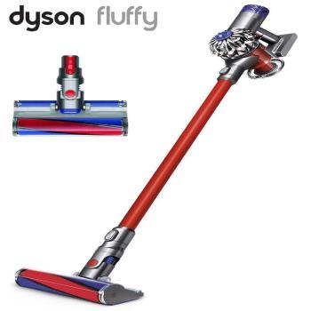 Dyson V7 Fluffy無線吸塵器(法拉利紅)
